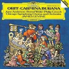Orff - Carmina Burana CD DEUTSCHE GRAMMOPHON