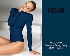 Wolford colorado String body * L * marlin *... pieza favorita en la mejor Wolford