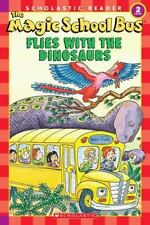 The Magic School Bus Flies with the Dinosaurs Scholastic Reader, Level 2