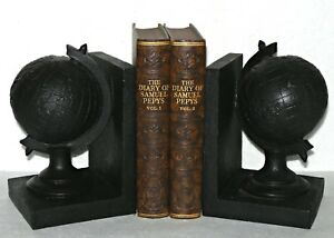 The Diary of Samuel Pepys Books in 2 Volumes - circa 1930  HB Vintage