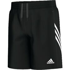 adidas Sereno14 TRG Short kurze Trainingshose Kinder schwarz/weiß (D82943)