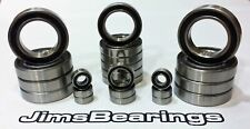 Traxxas Stainless steel X MAXX 8s and 6s motor bearings Jims Bearings