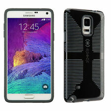 Speck Candyshell Grip Case Samsung Galaxy Note 4 Black Slate Grey