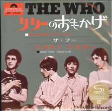 THE WHO-PICTURES OF LILY / DOCTOR. DOCTOR-JAPAN 7INCH MINI LP SHM-CD Ltd/Ed D73