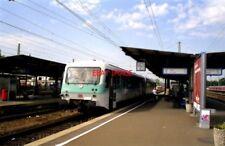 PHOTO  GERMANY HEILBRONN DB 628 294 2-CAR UNIT
