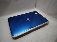 Dell Latitude 17R 5720, i7-3632QM 2.2GHZ - BLUE - CRACKED LCD SCREEN - BOOTS