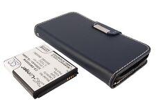 Batterie premium pour Samsung sch-r970c, GT-i9500, galaxy s4 active, galaxy s4 new