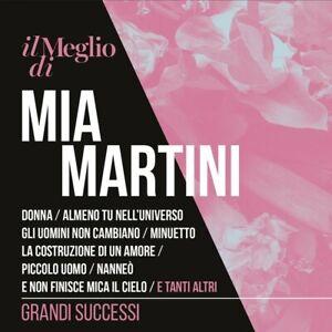 IL MEGLIO DI MIA MARTINI - GRANDI SUCCESSI (2CD)