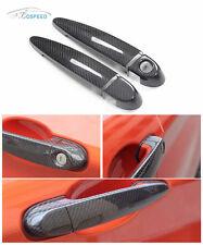 Carbon Fiber 2 Door Handle Cover For BMW E87 F20 F21 E90 E92 E93 F30 F35 3Series