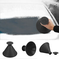 Auto Windschutzscheiben Entferner Eis Schnee Schaber Runder Eiskratzer Trichter