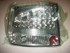 Dodge Charger 06 07 08 LED Tail Lights - Chrome ALT-YD-DCH05-LED-C