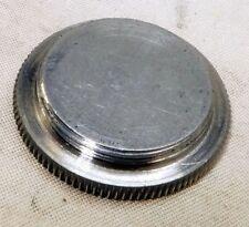 25mm Camera Body lens cap screw in metal vintage rangefinder