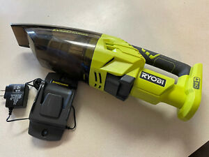 Ryobi P714TH 18V 18-Volt Hand Vacuum (tool only) With EverCharge