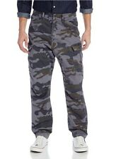 G Star Rovic Extra Loose Tapered Camo Cargo Pant DK in Heron W34/ L30 $190 BNWT