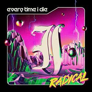 Every Time I Die - Radical - CD - 277472 - NEW
