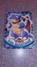 Carte pokémon TOPPS 09 BLASTOISE