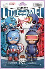 Giant Size Little Marvel AvX #1 Marvel Comics 2015 Action Figure Variant Cover