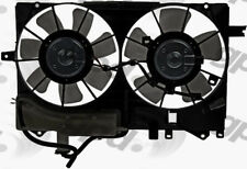 Engine Cooling Fan Assembly Global 2811577 fits 2001 Toyota Prius 1.5L-L4