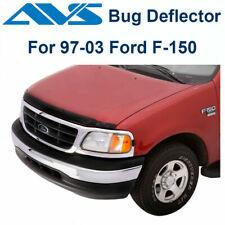 AVS Aeroskin Dark Smoke Hood / Bug Protector For 1997-2003 Ford F150 - 322012