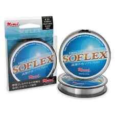 MONOFILO PESCA SOFLEX FC 0,165 mm FLUOROCARBON 100 MT MOMOI JAPAN LINE FILO SOFT