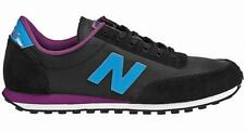 Juniors NEW BALANCE 410 Black Trainers UL410KPB