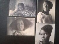 LOTTO 4 CARTOLINE COLONIALI BELLEZZE SOMALIA ANNI 30