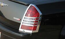 Chrysler 300c Saloon Chrome Tail / Rear Light Bezel / Masks (2005 to 2010)