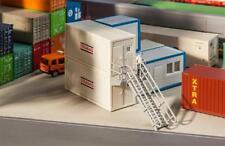 Faller 130133 Spur H0, Baucontainer, Miniaturwelten Bausatz 1:87
