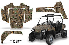 AMR Racing Polaris RZR 170 Decal Graphic Kit UTV Accessories All Years WOODLAND