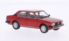 """Alfa Romeo Alfetta 2000 """"Red"""" 1980 (Neo Scale 1:43 / 45551)"""