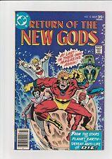 New Gods #12 VF 1977 DC Comic