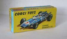 Repro box CORGI Nº 156 Cooper Maserati Formula 1