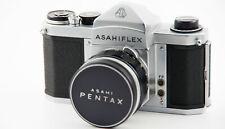 ASAHIFLEX H2 (N.276936) 35mm FILM CAMERA KIT