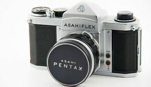 ASAHIFLEX H2 (N.276936) 35mm FILM CAMERA KIT