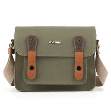 Genuine Canon Herringbone Camera Pocket Bag 6520 Shoulder Bag for EOS 100D