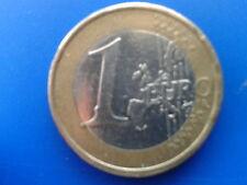 1 euro pays bas 1999 FAUTEE - livraison gratuite