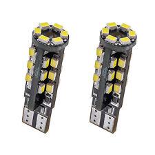 W5W 501 194 T10 30 LED Lado de estacionamiento convertir las señales de parada Luz Interior Cuña Bombillas