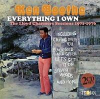 Ken Boothe - Everything I Own: The Lloyd Charmers Sessions 1971-1976 (NEW 2CD)