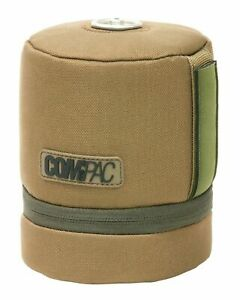 Korda Compac Gas Canister  Jacket Fishing Luggage Camping Equipment Gas Cover