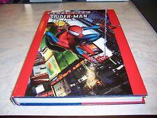 ULTIMATE SPIDER-MAN HARDCOVER VOLUME UNO ED.MARVEL USA OTTIMO AFFARE!!!