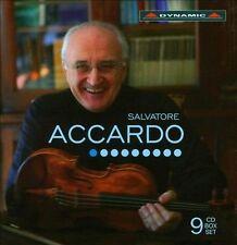Salvatore Accardo, New Music