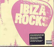 IBIZA ROCKS - 36 Alternative / Hard  Rock Tracks TV SHOW [PA] (CD 2006) NEW