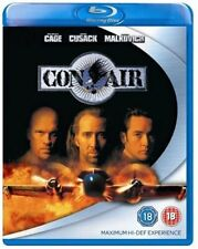 Con Air [Blu-ray] [DVD][Region 2]
