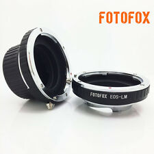 EOS-LM Adapter for Canon EF Lens to Leica L/M M9 M8 M7 M6 M5 TECHART LM-EA 7 AF