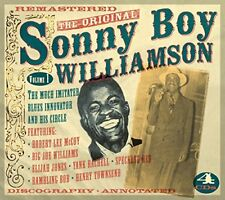 Sonny Boy Williamson - The Original Sonny Boy Williamson Volume 1 [CD]