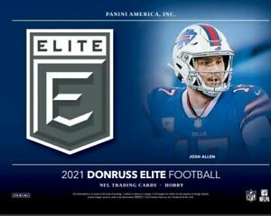2021 Panini Elite Football - Pick Your Card - Complete Your Set