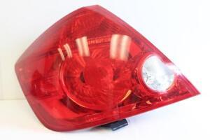 2005-2007 SCION TC DRIVER SIDE REAR TAIL LIGHT
