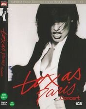 Texas: Paris Concert  Live & M/V DVD NEW *FAST SHIPPING*