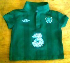 Republic of Ireland 2010-2011 Official Umbro Football Shirt (Kids 6-12 Months)
