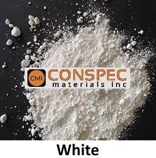 25 lbs WHITE Concrete Curbing Color Pigment Dye Cement Molds Tile Pottery Pavers